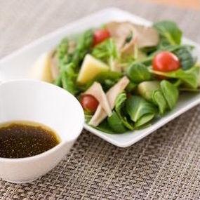 酵素ジュレの飲み方 サラダのドレッシング